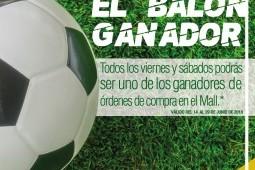Balón ganador