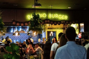 Barrio Burger