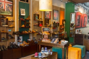 The Oxford Shoe Co.